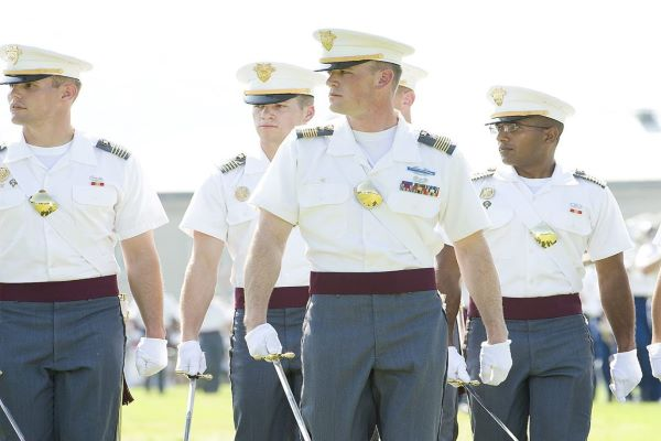 Military Posture 600x400